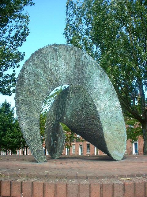 Sea Circle Sculpture